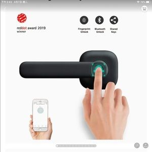 Smart Lock Front Door,Fingerprint lock